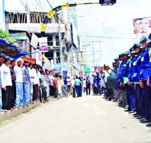 Police foil BNP's peaceful protest